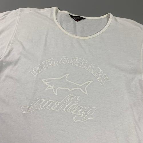 Image of Paul & Shark T-shirt, size large