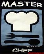 Image of MASTER CHEF CREWNECK