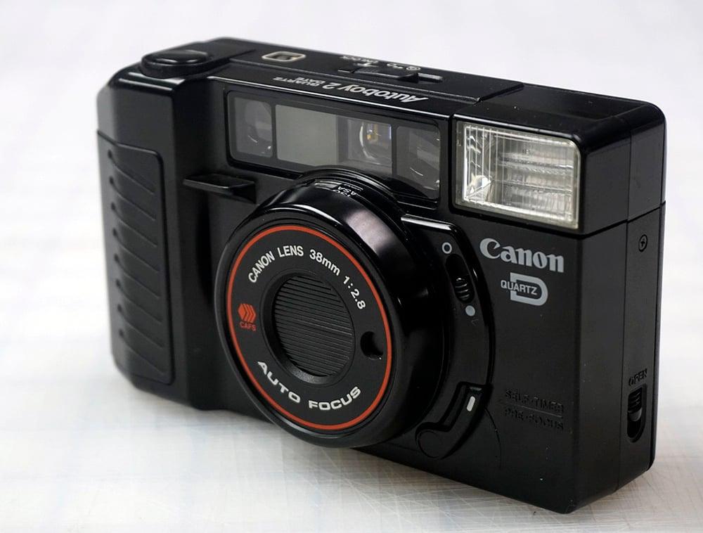 Image of Canon Autoboy 2 - Quartz Date