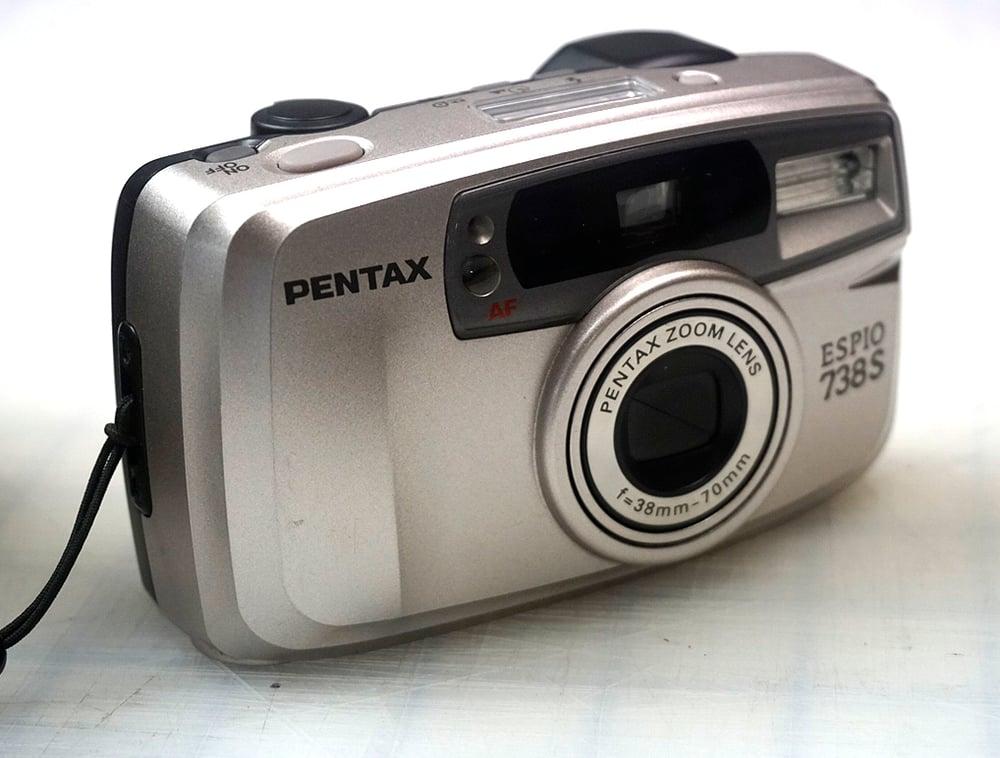 Image of Pentax 738S
