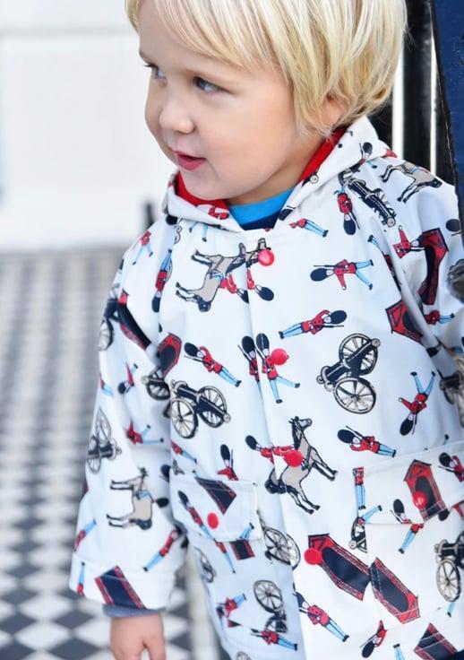 Image of Rafe Raincoat