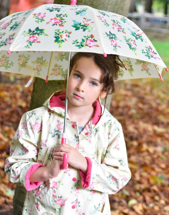 Image of Rosie Raincoat (can be personalised)