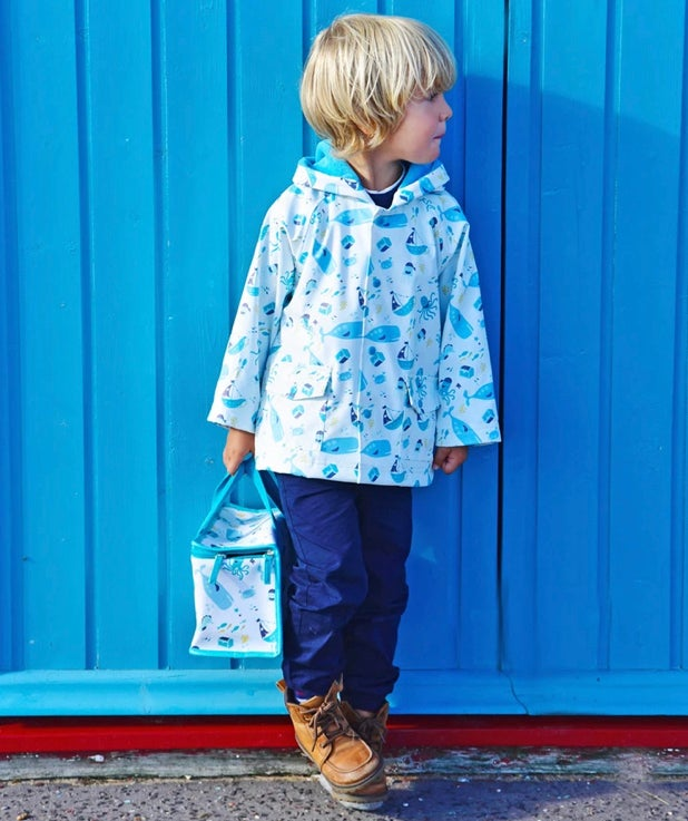 Image of Jonah Raincoat (can be personalised)