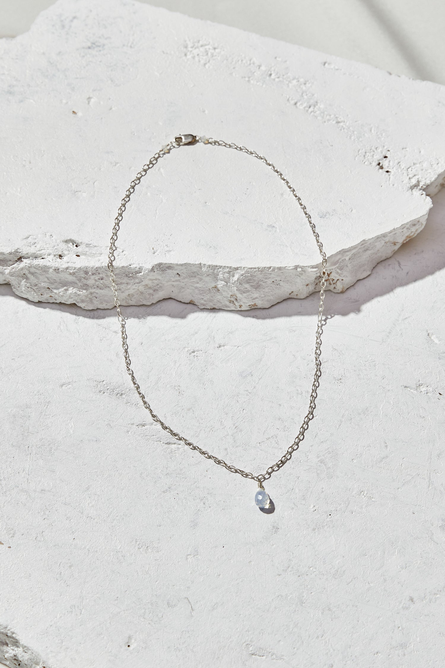 Image of Simple Opalite Necklace