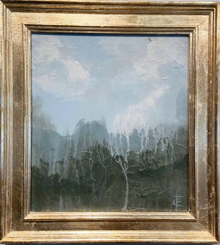 Image of Abstract Landscape 16x16