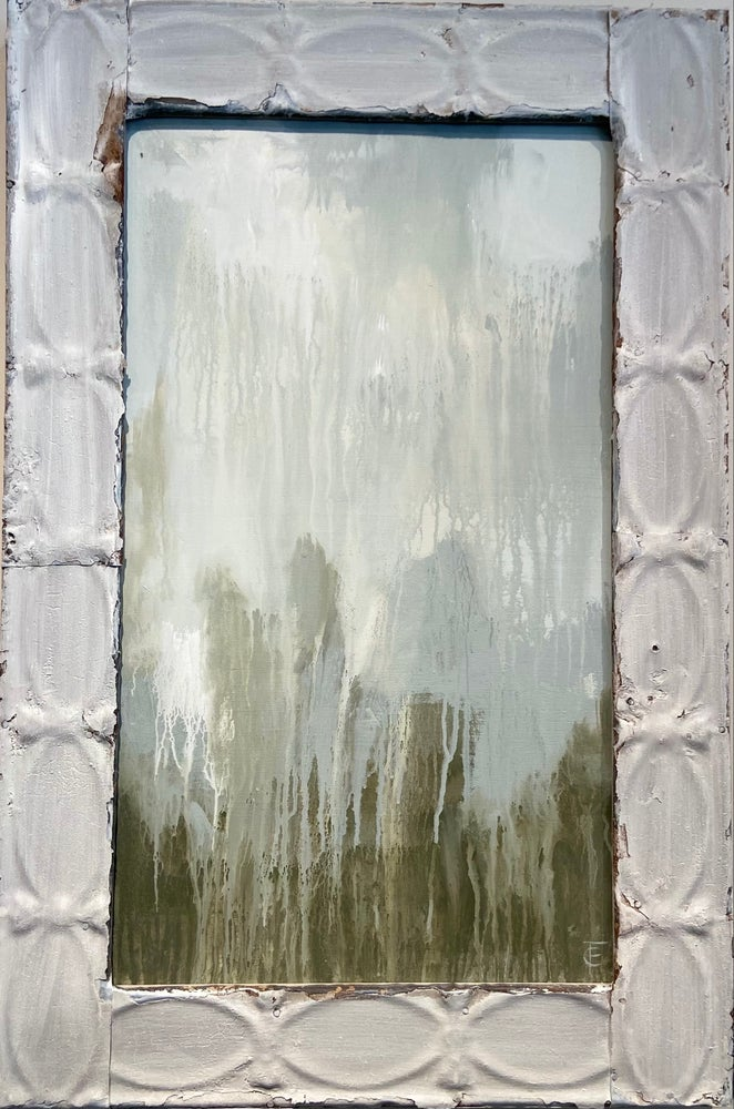 Image of Abstract Landscape 2 Tin  24x36