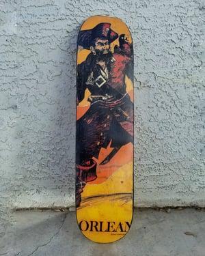 Image of Pirates Skatedeck