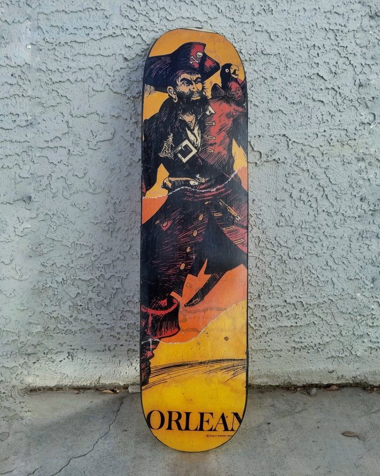 Image of Pirates Skatedeck
