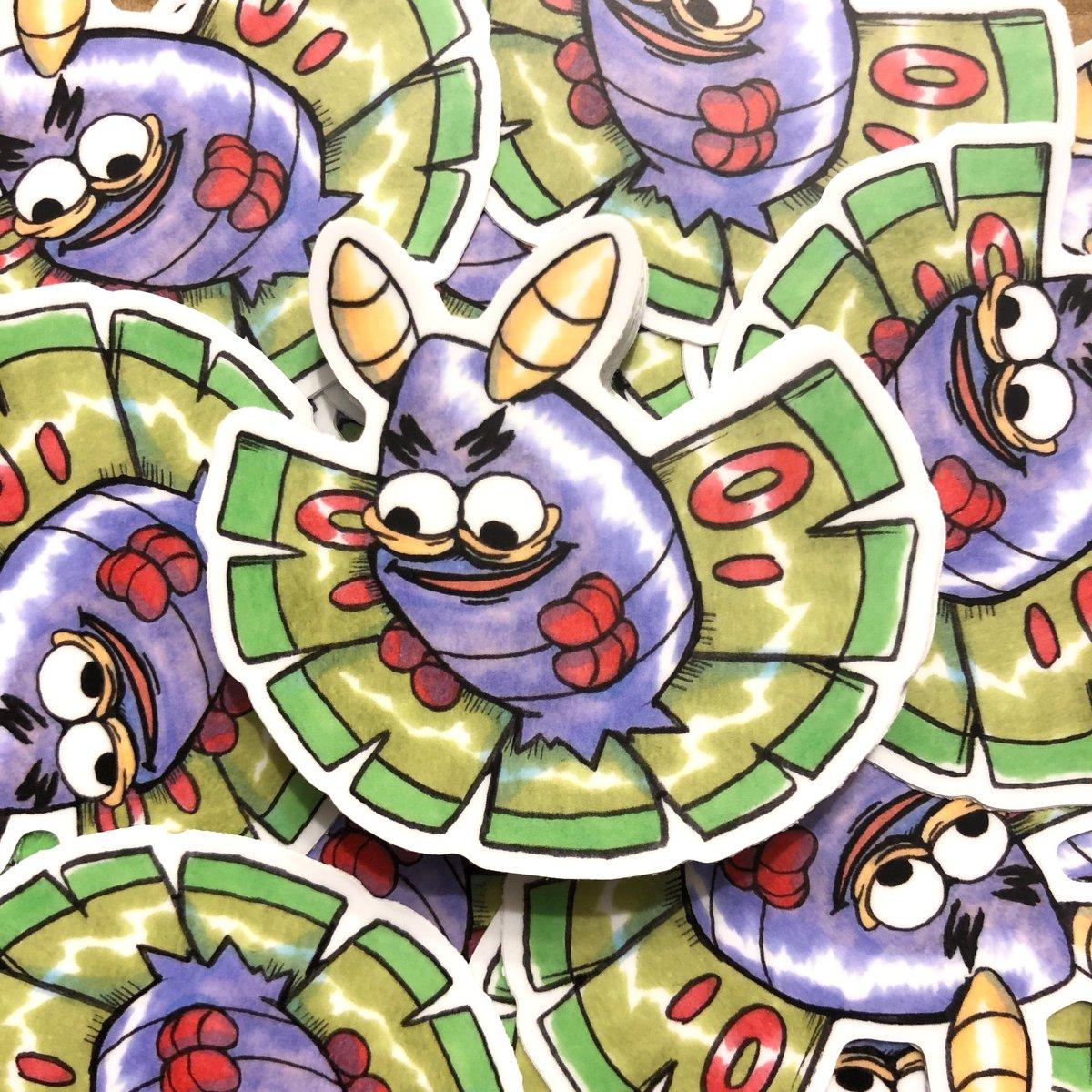 Image of Patritox Sticker