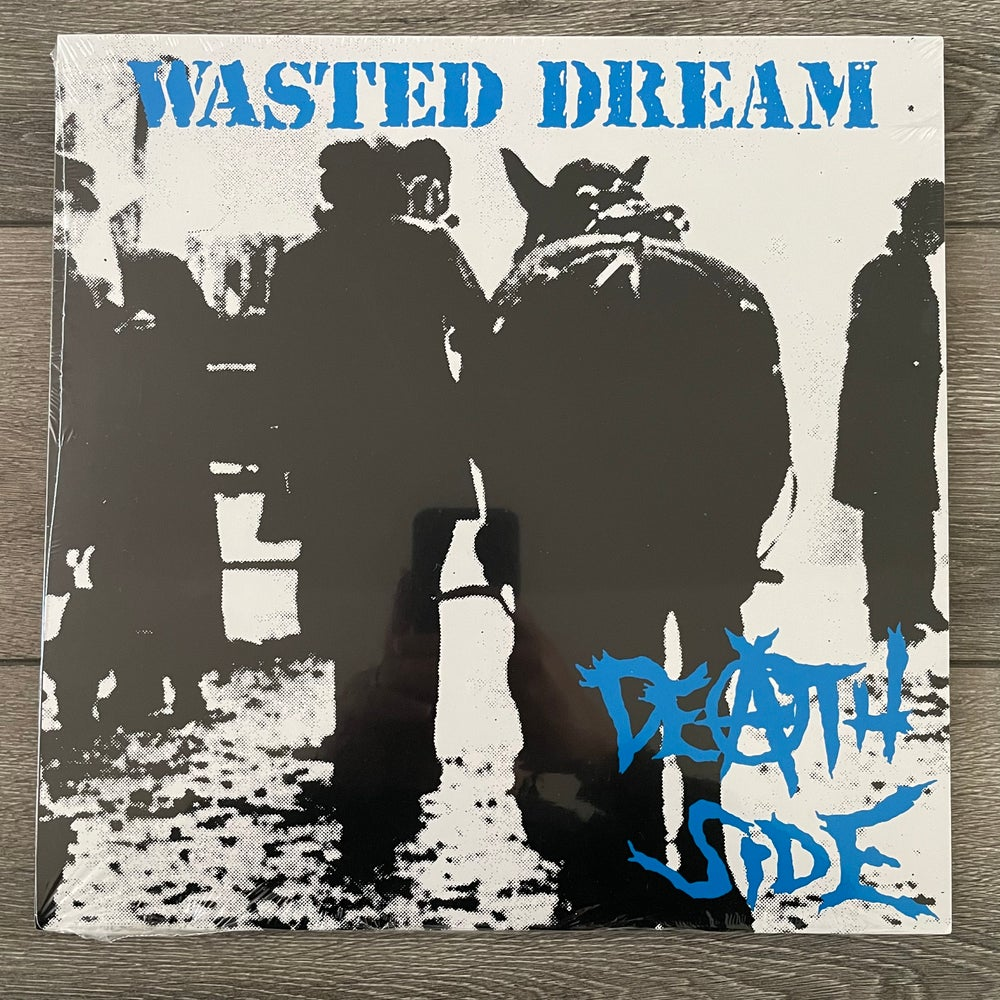 Image of Death Side - Wasted Dream Vinyl LP