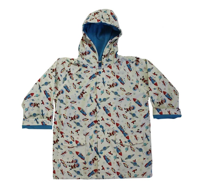 Image of Hugo Raincoat (this item can be personalised)