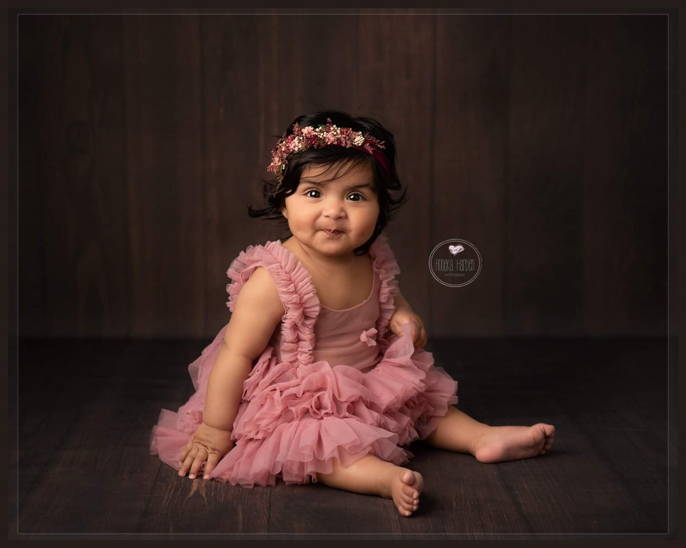 Image of Lucy dress 6-12 months. Preorder