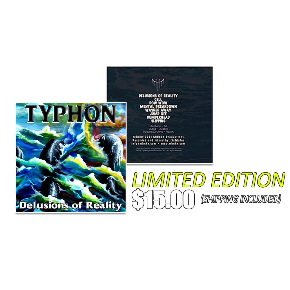 Image of Typhon CD