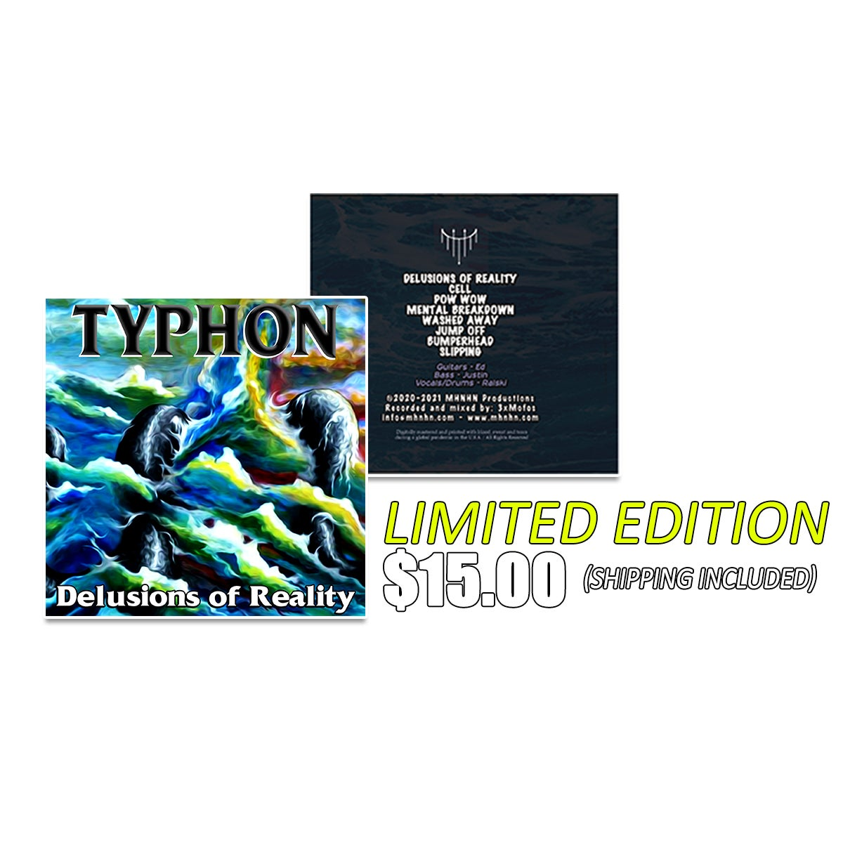 Image of Typhon CD
