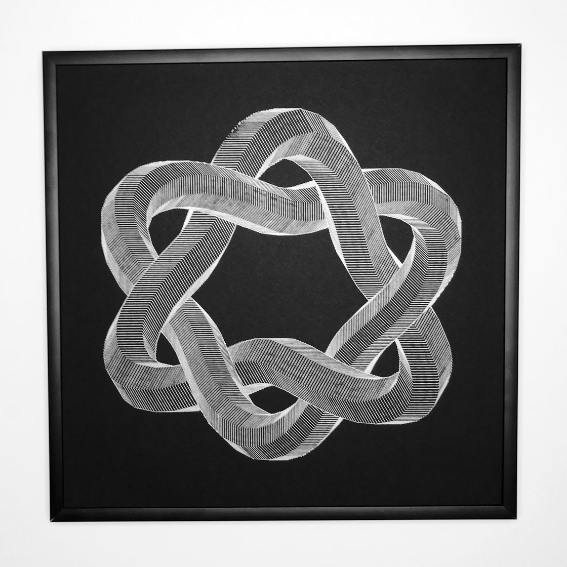 Image of Knot Silver