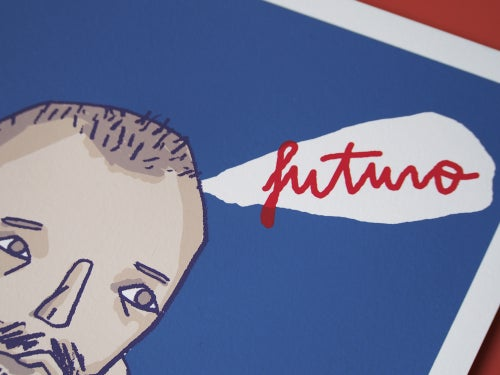 Image of FUTURO, Júlio Dolbeth
