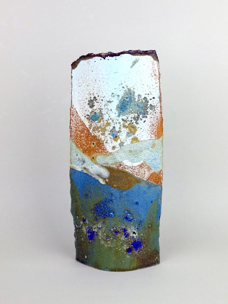 Grounded Vase Form - Tall