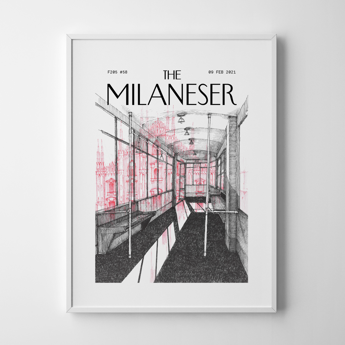 Image of The Milaneser #58