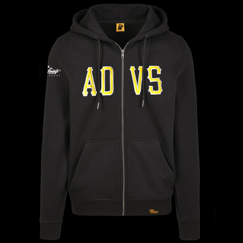 Image of ADVS Zip Hoodie Sweatshirt (Special Edition)