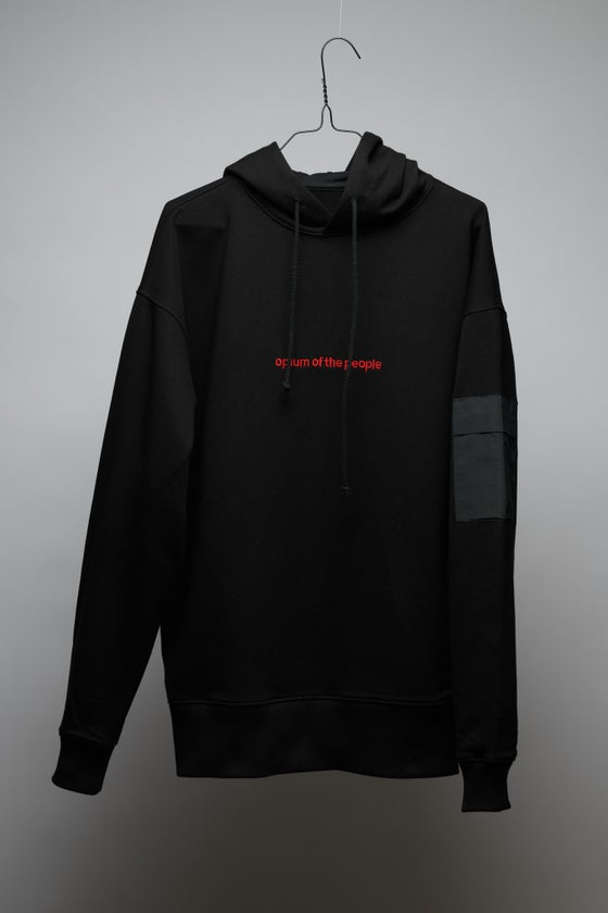 Image of OPIUM OF THE PEOPLE HOODIE 2021