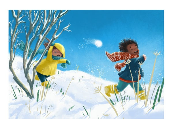 Image of Snowball Fight!