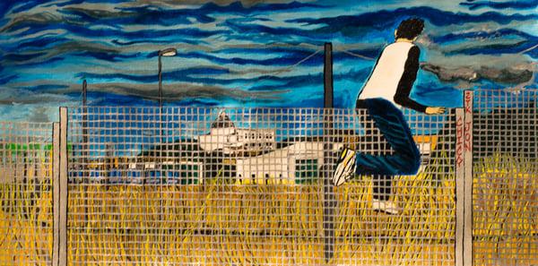 JON ZTK & CHICO ZTK - TUFF IMBOCCA A MAGLIANA 1997 - HONIRO STORE