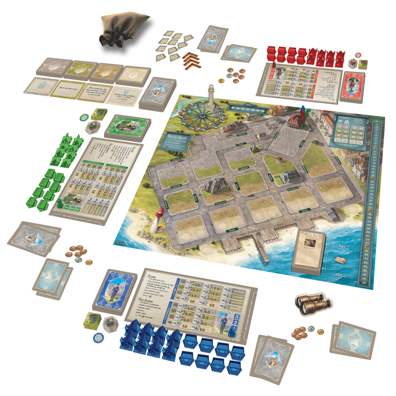 Cape May (plus, FREE Vocations Mini-Expansion) (Pre-Order)