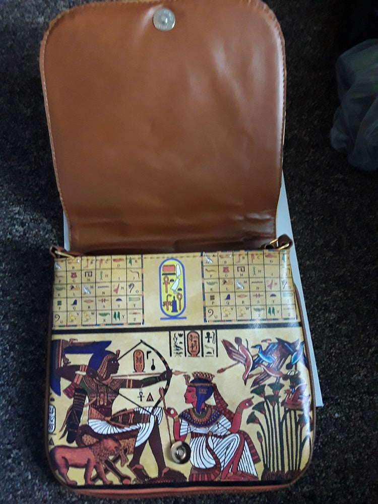 Image of Egyptian Queen Purse