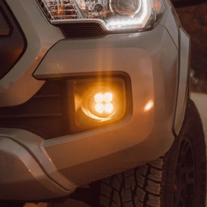 Image of Heretic Studio Toyota Fog Light Kit for Newer Generation Toyota's (Amber/Clear)