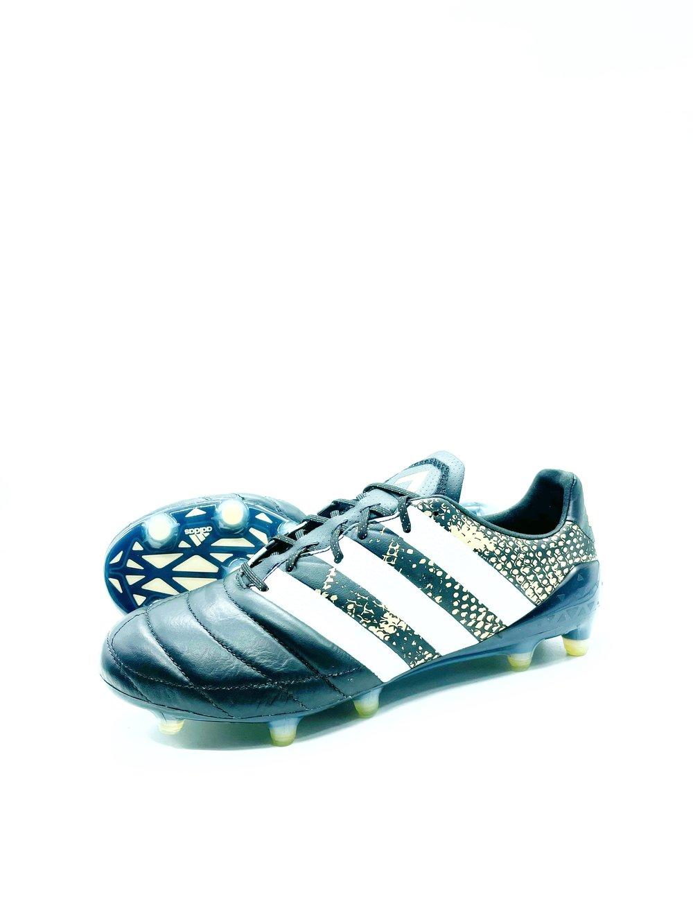 Image of Adidas 16.1 ACE black gold FG
