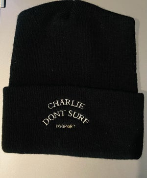 "1991 ""Charlie Don't Surf"" Zooport Riot Gear original"