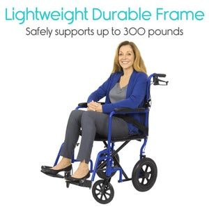Image of Transport Wheelchair