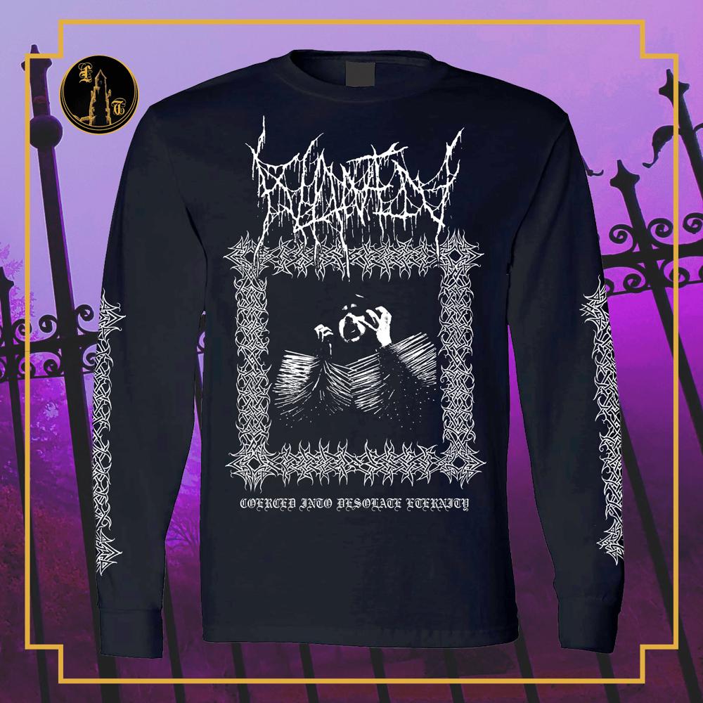 Image of Klanen- Coerced into Desolate Eternity long sleeve