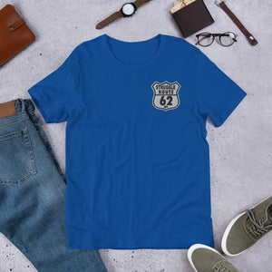 Route 62 Tee Embroidered