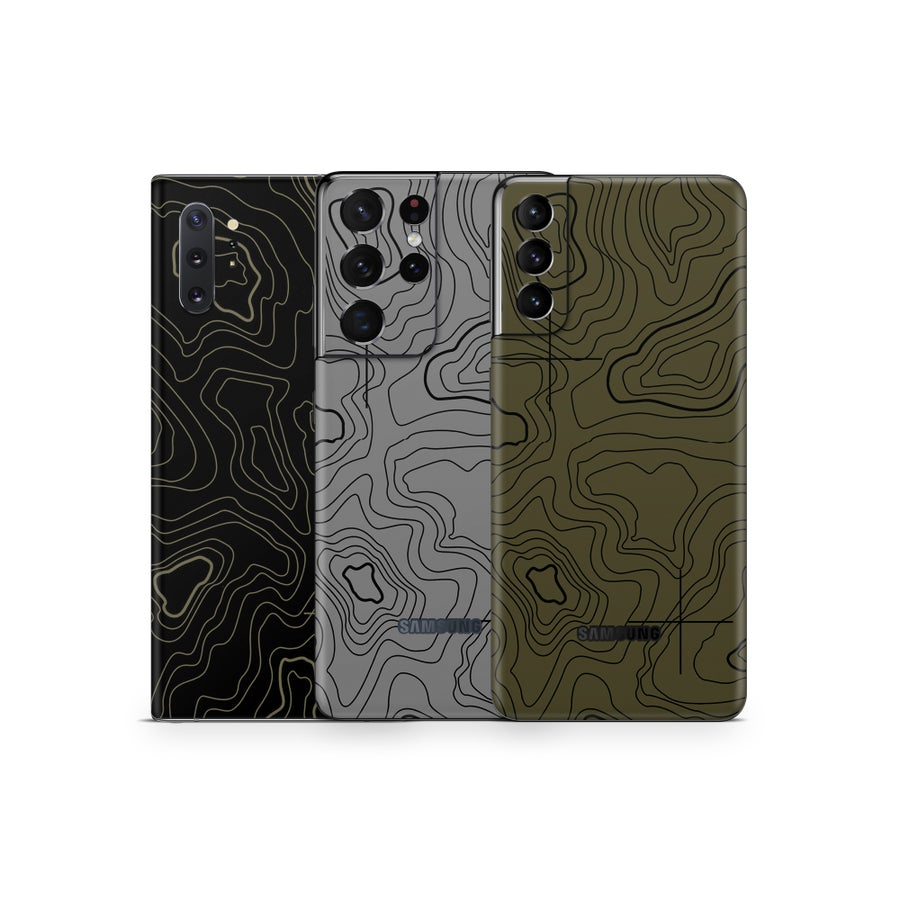 Image of 3M Tamography™ Samsung Phone Skins