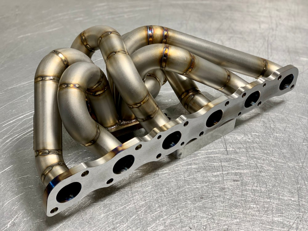 RB 20/25/26 T-4 Twin scroll manifold