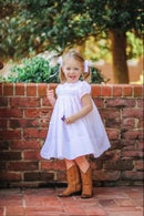 Image 1 of The Avaley Hand Smocked Dress
