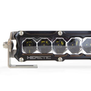 Image of Heretic Studio 6 Series 30 Inch Light Bar in Chrome or Black Out