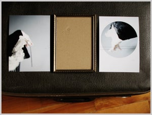 Image of 5x7 prints, diptych
