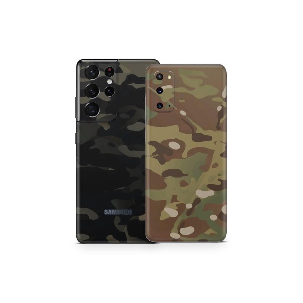 Image of 3M Official Multicam Samsung Skins