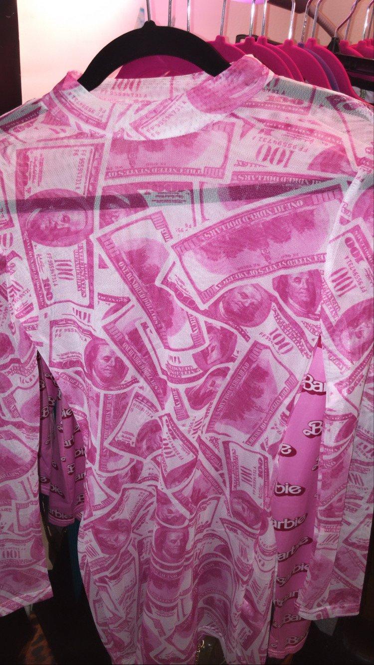 Pink Benji Dress