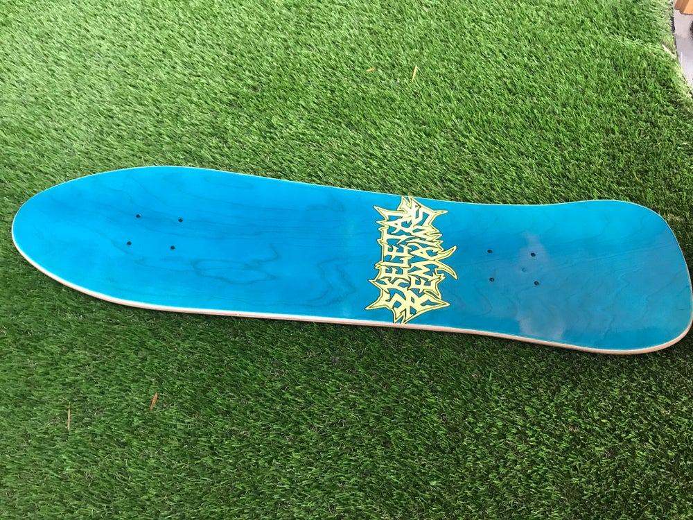 The Entombment Of Chaos Skate Deck