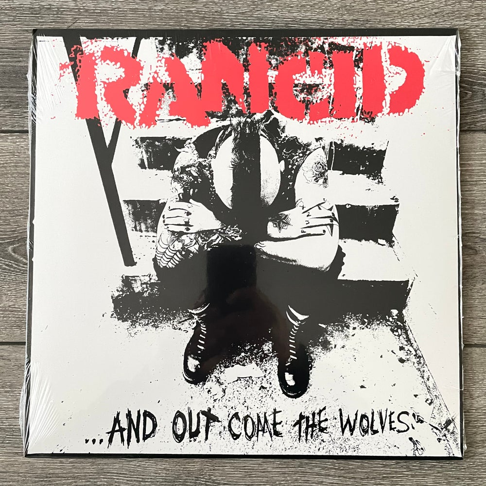 Image of Rancid - And Out Comes The Wolves Vinyl LP