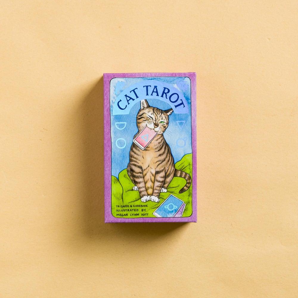 Image of Cat Tarot