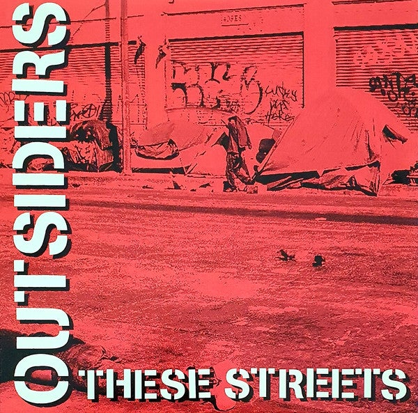 Image of Outsiders - These Streets LP
