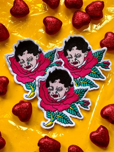 Image of Sour Baby Embroidered Patch