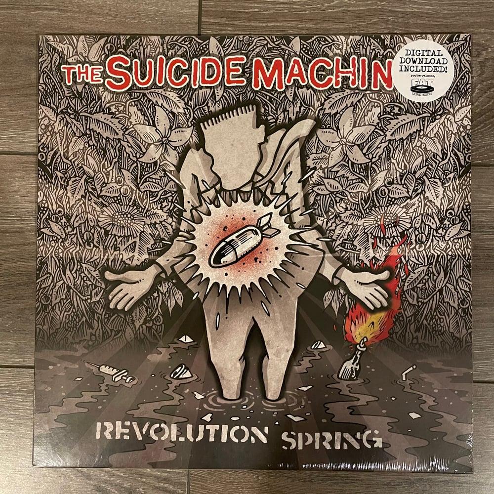Image of The Suicide Machines - Revolution Spring Vinyl LP