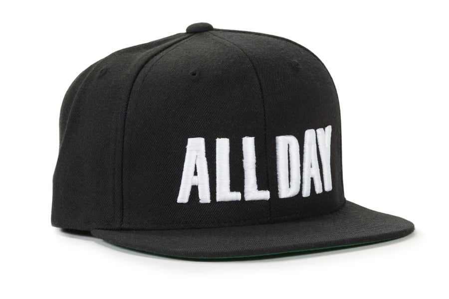 Image of ALL DAY BMX SHOP HATS