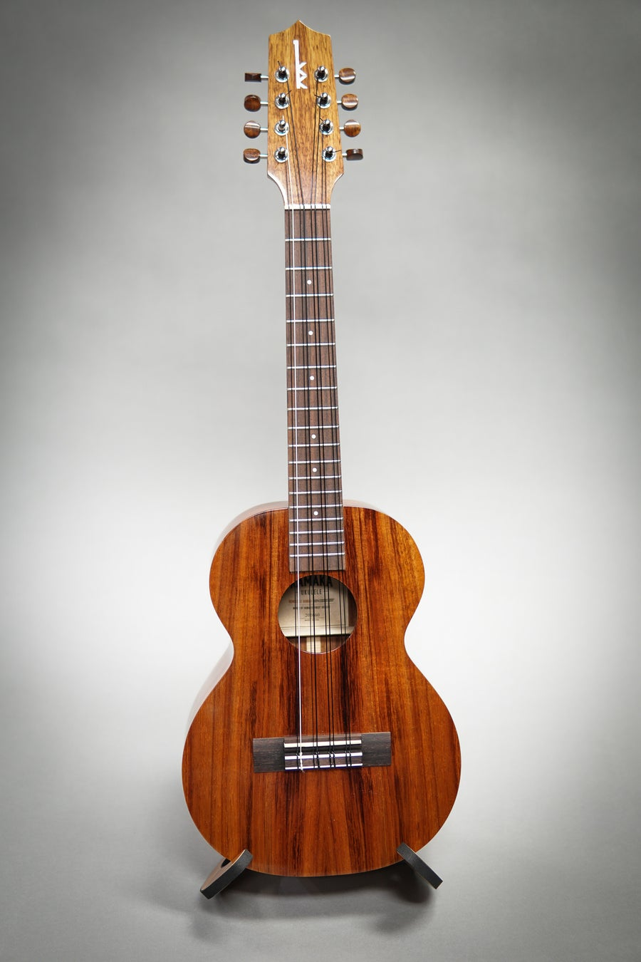 Image of Kamaka HF-38 Gloss Tenor 8 String #201660