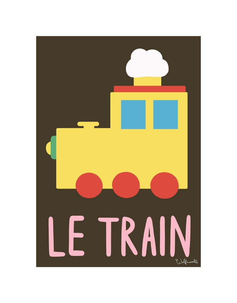 Image of LE TRAIN